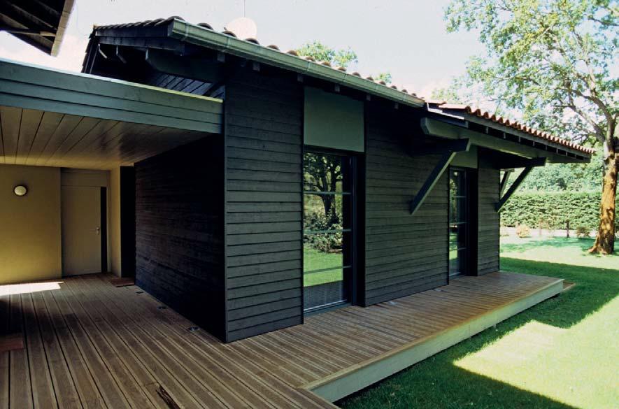 Maison en bois Gettyimages©P.-Eoche